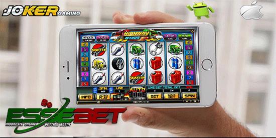 Slot game joker123